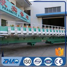 ZHAO SHAN nova máquina de bordar plana