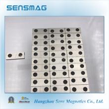 Спеченные магниты AlNiCo 8 для магнитных датчиков, двигателей, громкоговорителей