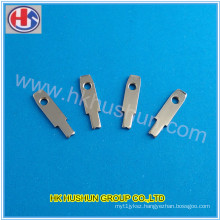 Custom Specifications of Mobile Phone Charger Metal Pins From China (HS-BS-0007)