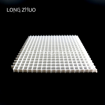 High Quality White ABS Plastic Eggcrate Grille