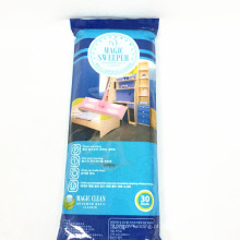 Embalagem de filme plástico em rolo para tecido úmido
