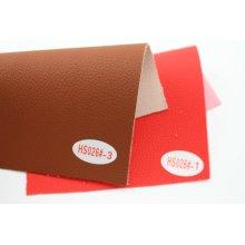 Faux cuir imperméable à l'eau de microfibre de cuir de mode pour le sofa (HS026 #)