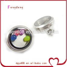 Hot Sale Colorful Locket Earrings Magnetic Earrings