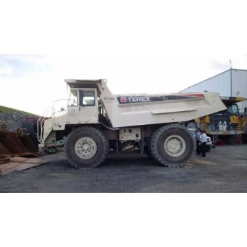 Terex non-highway truk rigid pertambangan rigid off-road TR60