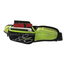 Ciclismo de bolsillo de seguridad de bolsillo bolsa de cinturón de viaje de la cintura bolsa de deporte