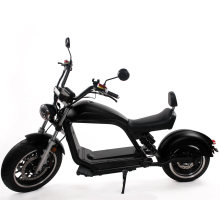 60V/20ah/30ah Lithium 2000W Electric Motorcycle with EEC