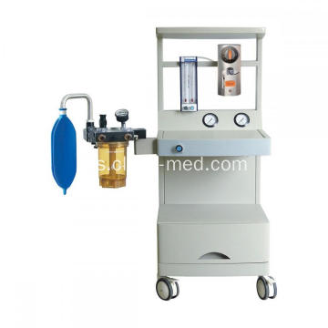 High Quality CE Medical Hospital Surgical Operation Electronical Portable self-compensating Anesthesia Monitoring Machine