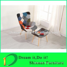 comfortable fabric on sale new design recliner chair