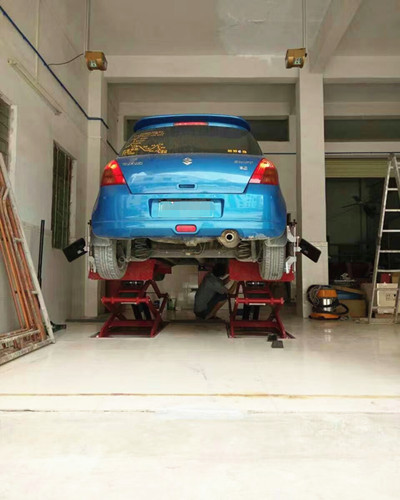 All Lifts Wheel Alignment