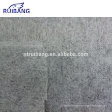Material de carbono ativado de pano não tecido