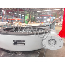 SE series packing machine used rotary drive and slewing drive