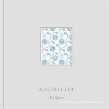 Uhome 130g Textile Wall Decor Wall Paper Catalogue--Beautiful Life