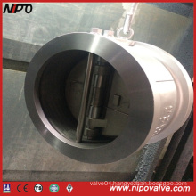 Wafer Type Dual Plate Swing Dou Check Valve