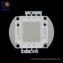 Epileds alta potência 100w 450nm luz azul LED