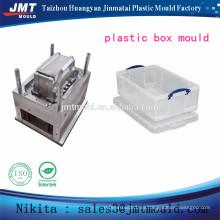molde plástico de la caja del metro de la inyección plástica