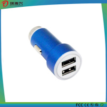 Cargador dual del coche de 2.1A USB con Ce, certificación de RoHS (CC1503-002)