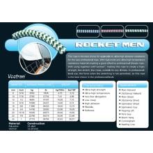 Различные размеры ракетчики Halyad/лист и веревка управления для гонок/Килевая лодка/Многокорпусных