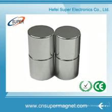 N50 permanente ímã de cilindro de neodímio (45 * 25mm)