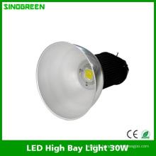 Ce RoHS COB LED High Bay Light 30W