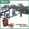 Machine à papier Kraft entièrement automatique à moteur pour ciment (ZT9804 et HD4913)