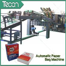 Motorgetriebene vollautomatische Kraftpapiermaschine für Zement (ZT9804 & HD4913)
