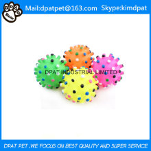 Durable Rubber Dog Chew Pet Toy Hollow Training Toy