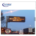 High Way Traffic Message P10 Led Display Signs
