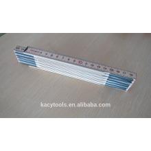 2 metre folding ruler promotional wooden folded ruler