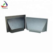 Usine de couverture arrière du plastique TV de logement électronique de haute qualité d'ABS de Chine