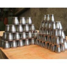 Reductor concéntrico de acero inoxidable SMLS