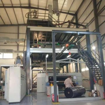 Máquina de fazer tecido não tecido 1600/2400/3200 / 4200MM PP SS