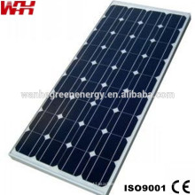 Panel solar monocristalino de 120 w para el hogar