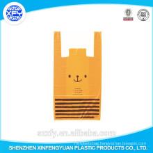 Manufacturers Custom Printing Supermarket Shopping Handle Bag