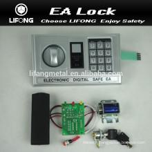 Fourniture serrure à combinaison mécanique et numérique pour digital safe-modèle EA