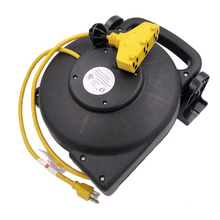 SJTW 12/3  extension cord reel 40ft support customization