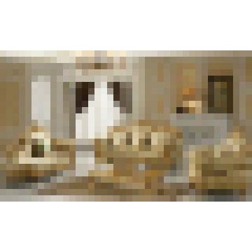 Canapé en tissu classique pour les meubles de salon (D619D)