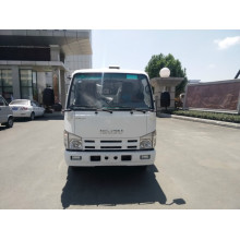 4CBM waste bin washing road sweeper truck