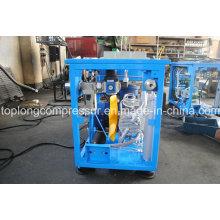 Usage domestique Remplissage de voiture Compresseur CNG haute pression