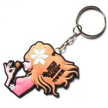 Резиновый патч, брелок для ключей pvc для промоушна и подарка