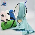 Bestseller Mikrofaser Waffelturnhalle Handtuch mit Tasche