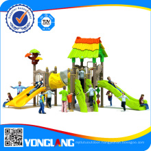 Commercial Outdoor Playground Equipment
