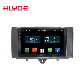 KLYDE 9 인치 Android 10 카 스테레오 for Smart
