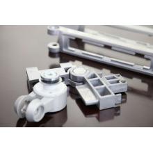 Porte-ordinateur portable pliable, support d'ordinateur portable réglable, support en aluminium