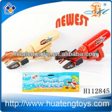 Newest summer plastic sport toys water gun with bag big backpack water gun toys for kids H112845
