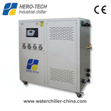 -30c 5.6kw Energy Saving Water Cooled Screw Compressor Low Temp Chiller