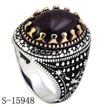 Nouvel anneau de mode en argent sterling