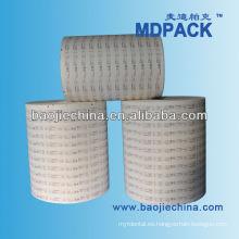 Paquete de ampolla de esterilización EO Gamma médica