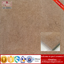 good quality products brown Thick brick glazed porcelain floor tiles for Car shop