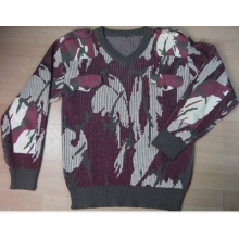 Pull militaire