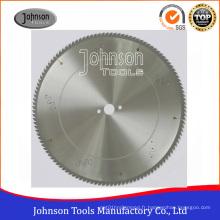 Lames de scie circulaire Tct 110-500mm pour aluminium avec type Tcg